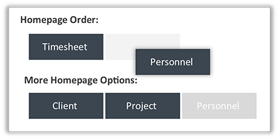 FunctionFox product image customizing home tab order.