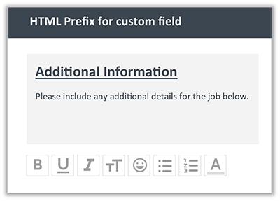 FunctionFox product image adding in addtional HTML form headers